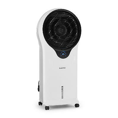 Air Cooler Room Humidifier Remote Swivel Portable 3 Speed Ice Pack 5.5 L 110 W