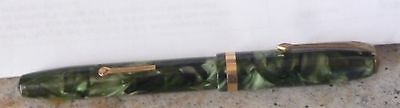 Vintage Antique Conway Stewart 84 Fountain Pen WITH  14CT GOLD NIB