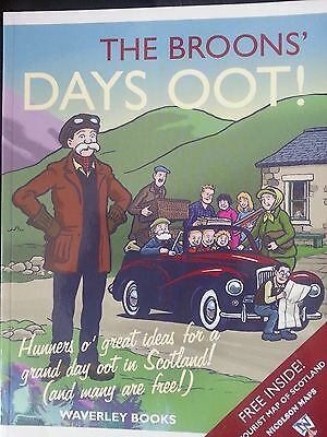 The Broons DAYS OOT - BRAND NEW -