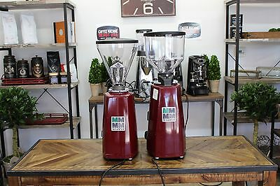 Mazzer Major & Super Jolly Combo! Automatic Commercial Coffee Grinders