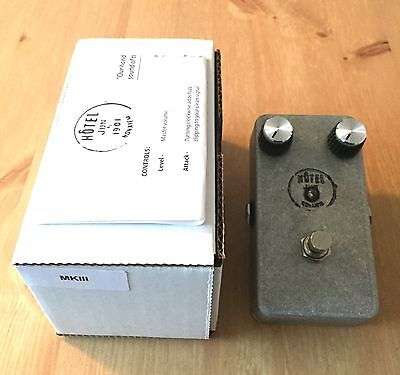 [NEW] Lovepedal MKIII Tonebender Fuzz Guitar Effects Pedal