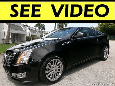 2011 Cadillac CTS -4 AWD Navigation and Performance Collection 2011 CADILLAC CTS-4 AWD,Performance Pkg,Navigation, SEE VIDEO, NO RESERVE