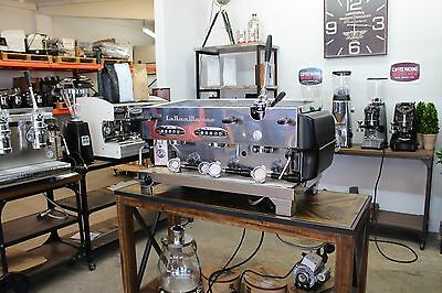 La San Marco E80 3 GROUP Automatic & Leva!!  Commercial Espresso Machine
