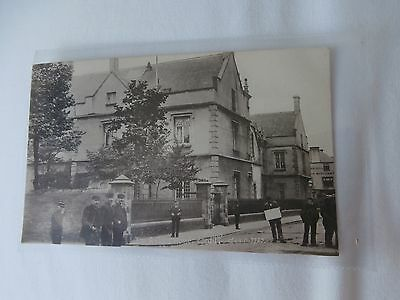 The Sailors' Home Cardiff old postcard