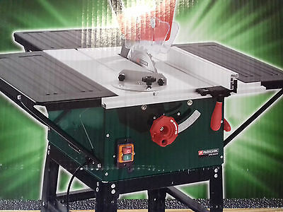 PARKSIDE TABLE SAW - POWER 2000W - 4800rpm