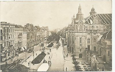 Germany Cologne Opera House B/w Unused Postcard  Ref  543