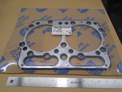 ( Pack Of 3 ) Cummins  4058790    N14 / 855  Head Gasket