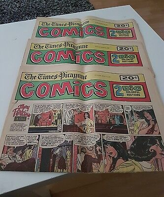 lot 3 the times picayune comics summer 1967