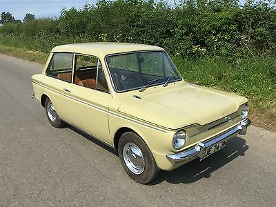 Hillman imp last owner 30 years only 21k