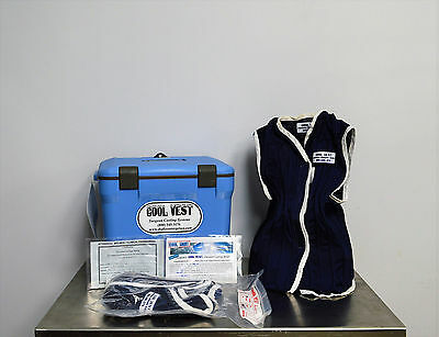 Shafer Enterprises Cool Vest Surgeon Cooling System Coolshirt Systems