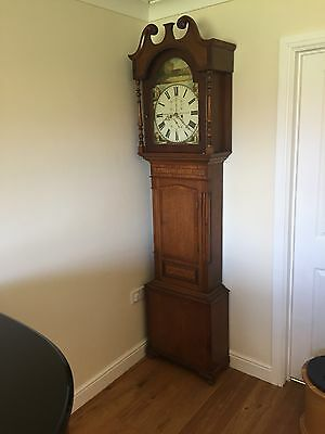 Lovely Longcase Clock by Robert Macadam of Dumfries reduced £695 to £395 ONO