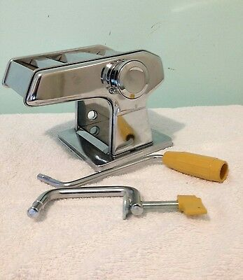 pasta machine adjustable thickness
