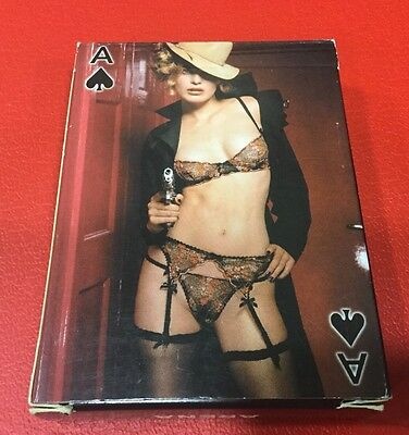 The Arena & Agent Provocateur,strip Poker Deck.models.playing Cards.lingerie