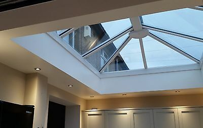Roof lantern skylight 1500mm x 1000mm with self cleaning glass