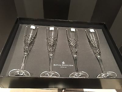 Royal Doulton Champagne Glasses