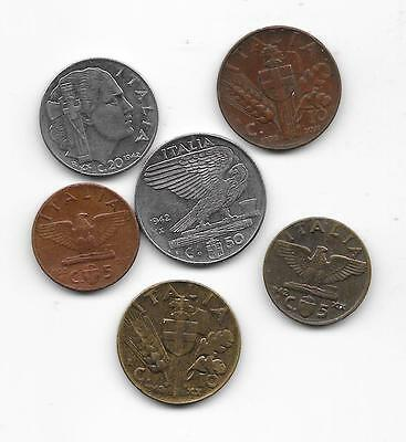 Lot  OLD Coins  ITALY
