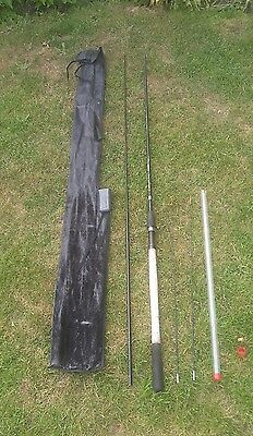 preston innovations carbonactive 11ft feeder rod 1 of 2 listed