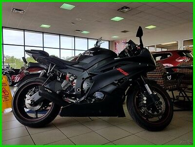 2006 Yamaha R6  Used 2006 Yamaha R6 SportBike Cheap Great Starter Bike Fast Crotch Rocket