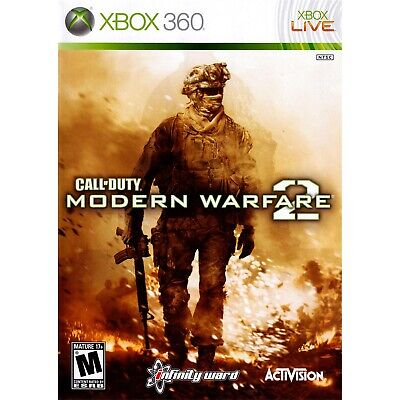 Call of Duty: Modern Warfare 2 Xbox 360 [Factory Refurbished]