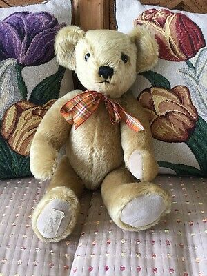 Collectable Antique Deans Rag Book Bear Limited Edition