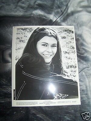 kate jackson charlie's angels original 8X10 promo photo dark shadows