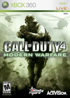 Call of Duty 4: Modern Warfare Xbox 360 [Factory Refurbished]