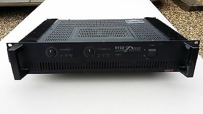 Inter M R150 2U rack mountable reference amplifier