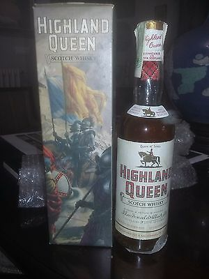 whisky highland queen 1940