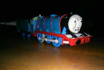 RAREST of all TOMY TRACKMASTER POWERFUL GORDON 1995 Thomas and friends train