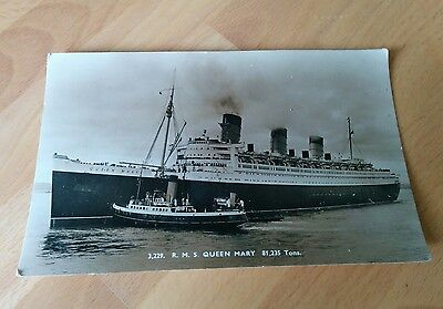 OLD CDV vintage Victorian Cabinet Post Card Photograph emphemera RMS Queen Mary