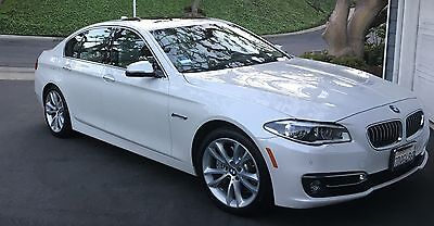 2014 BMW 5-Series  2014 BMW 535i XDRIVE- UNDER FULL WARRANTY