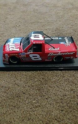 dale earnhardt custom nascar model truck built