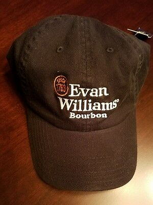 Evan Williams Bourbon Hat