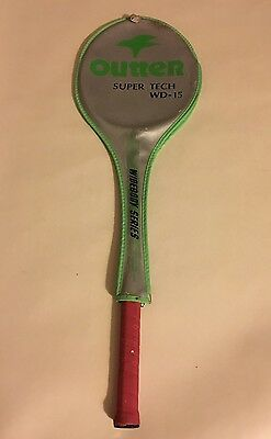 Badminton Racquet With Cover