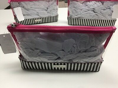 Saks Fifth Avenue cosmetic case, genuine, women gift ,new With TagsFree shipping