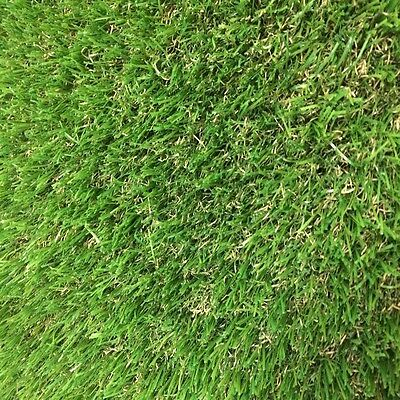 NEW SYNTHETIC TURF GRASS FAKE LAWN PREMIUM 35MM ($25m2!)