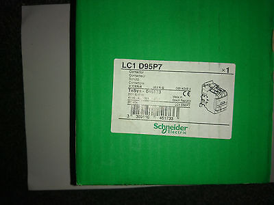 Lc1D95P7 Schneider Electric Contactor Tesys - 045173