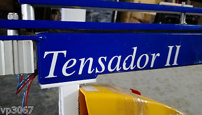 Tensador II Canvas Strech Machine