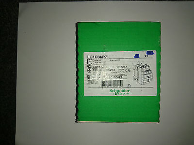 Lc1D38P7 Schneider Electric Contactor Tesys 035261