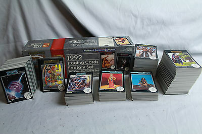Advanced Dungeons And Dragons TSR 1992 Trading Card Factory Set D&D