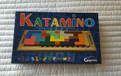 Katamino Wooden Game Board game puzzle standard MISSING PIECES) Replacement