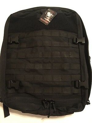 New North American Rescue NAR4 Medic Bag. Black color New with Tags NAR-4