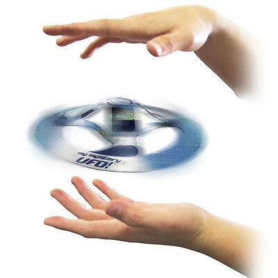 5x Amazing Mystery UFO Floating Flying Disk Magic Creative Trick Saucer Kids Toy