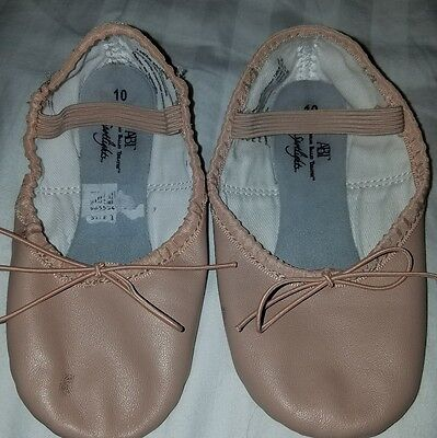 American Ballet Theatre Spotlights Shoes Toddler 10 Pink Dance Ballerina Flats
