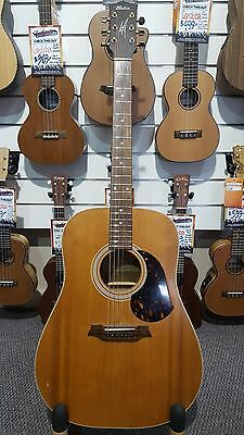Maton M325 July 1987 Acoustic Electric Guitar with Hardcase - Solid Spruce Top