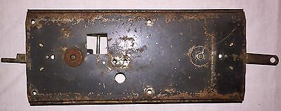 lionel prewar standard gauge no. 385W coal tender frame Parts