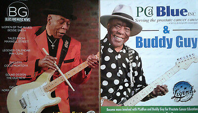 Buddy Guy Legends Blues & Music Mag. from WXRT Blues Breaker Live Show 6/8/2017