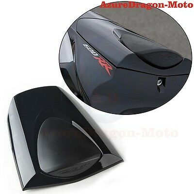For Honda CBR600RR 2007-2012 Black ABS Rear Seat Cover Cowl Solo Seat