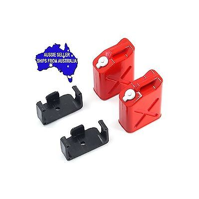YR Fuel Oil cans -Jerry cans- fuel cans for 1:10 RC Axial Wraith Losi YA-0355