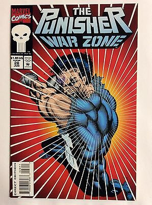 The Punisher, War Zone #28 (Marvel Comics) June 1994